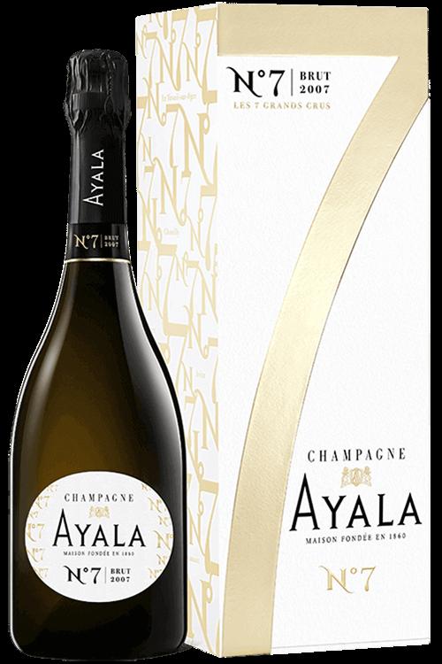 Ayala : N°7 Brut 2007