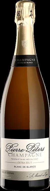 Pierre Péters : Cuvée Extra Brut Blanc de Blancs Grand Cru