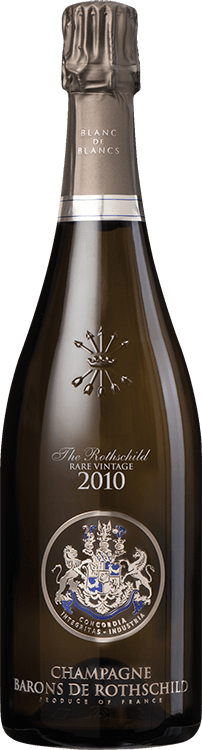 Barons de Rothschild : The Rothschild Rare Vintage 2010