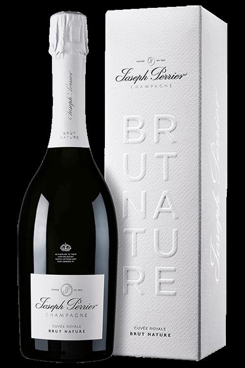 Joseph Perrier : Cuvée Royale Brut Nature