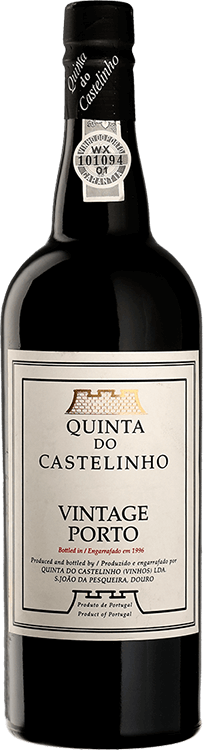 Quinta do Castelinho : Vintage Port 1997