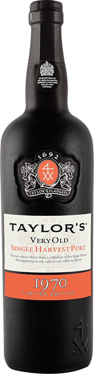 Taylor's : Very Old Single Harvest Port 1970