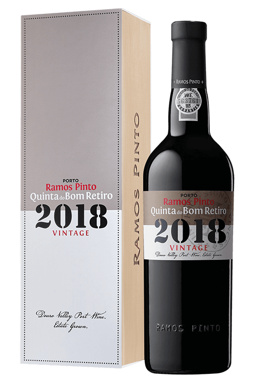Ramos Pinto : Quinta do Bom Retiro Vintage 2018