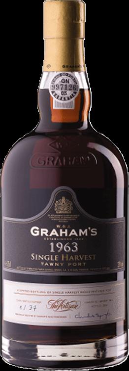 Graham's : Single Harvest Tawny Port 1963