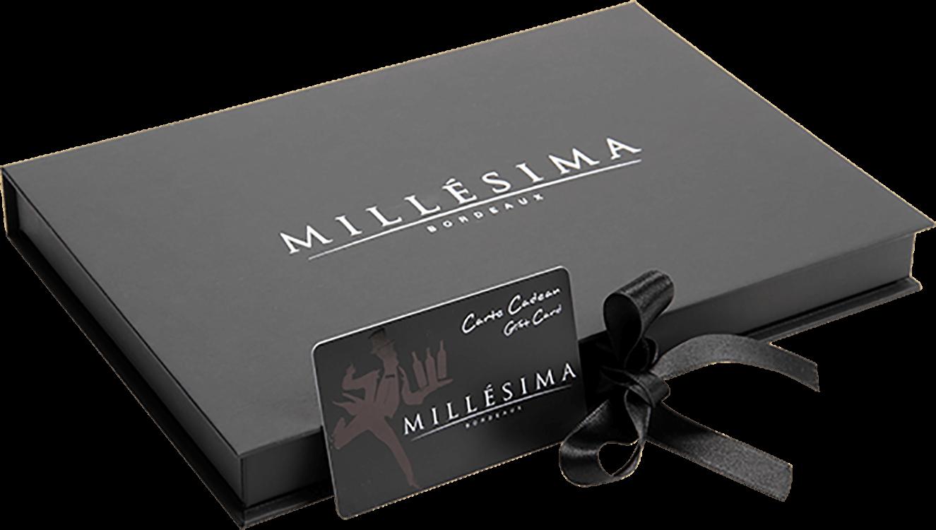 Gift Card Millesima $100