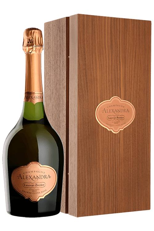 Laurent-Perrier : Alexandra Rosé 2004