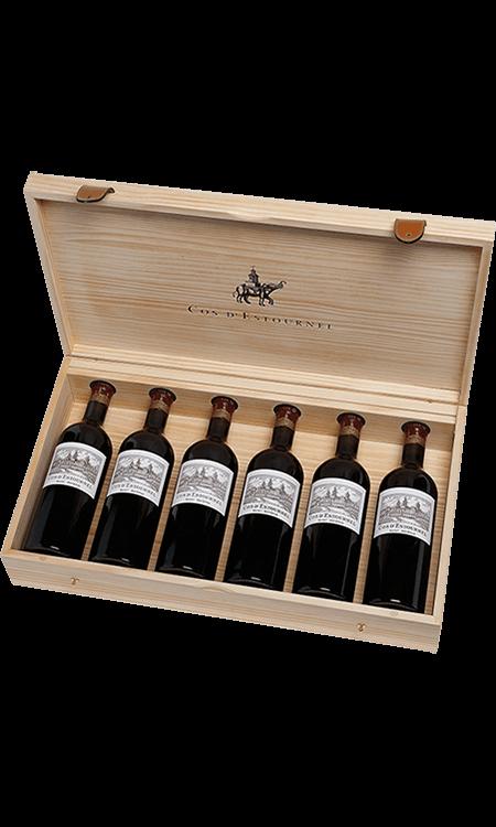 Chateau Cos d'Estournel tasting case - Tresor du Maharadjah