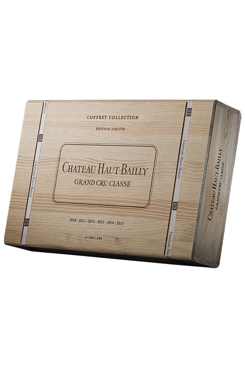 Château Haut-Bailly : Coffret Collection
