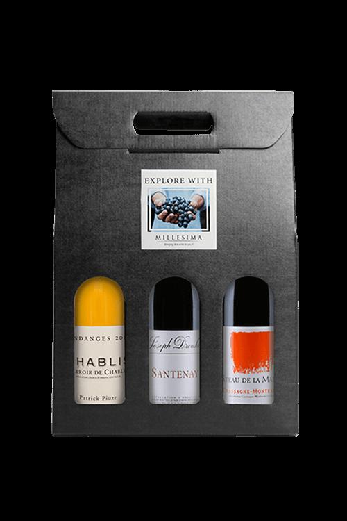Burgundy Discovery Wine Gift Set