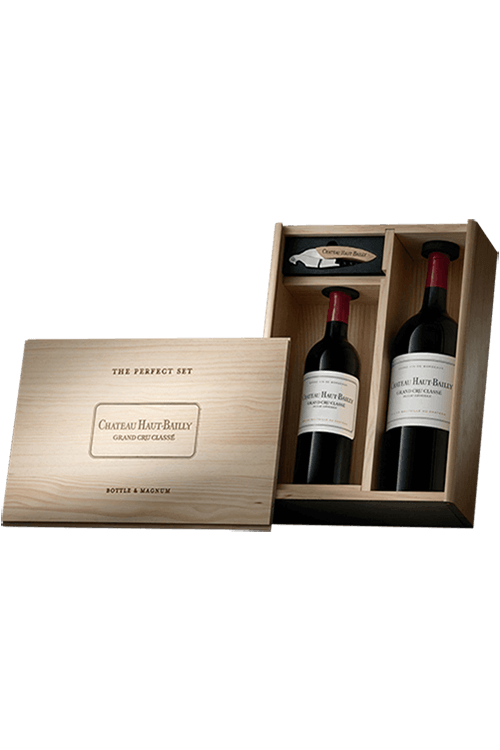 Château Haut-Bailly : The Perfect Set 2000
