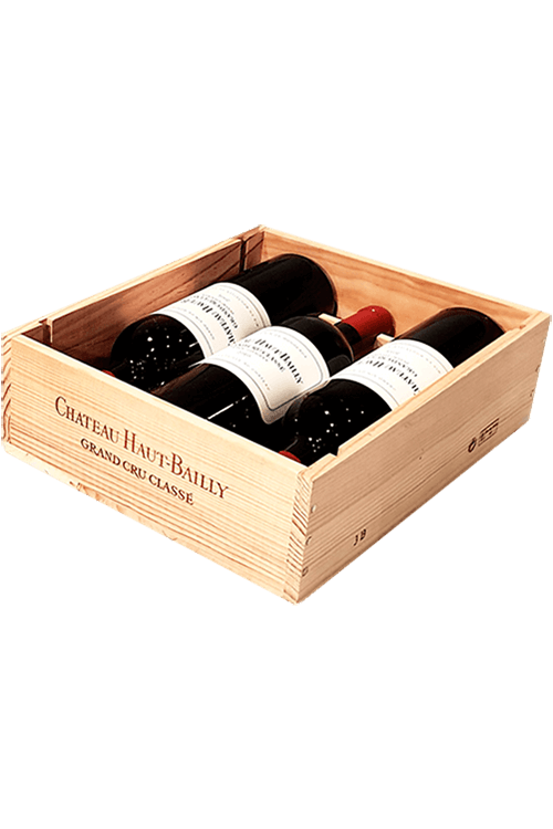 Château Haut-Bailly : Collector's Case