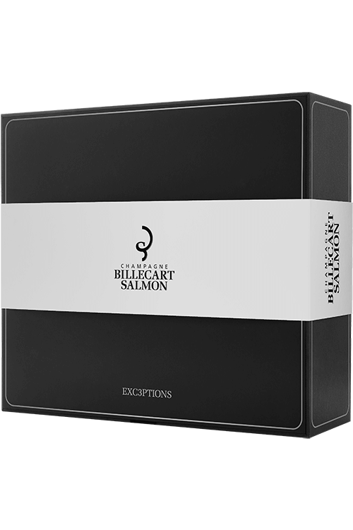 Billecart-Salmon : Coffret Exc3ption Trio 2007