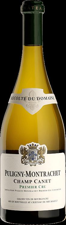 """""""Domaine du Château de Meursault : Puligny-Montrachet 1er cru """"""""Champ Canet"""""""" 2019"""""""
