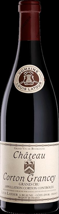 Louis Latour : Château Corton Grancey Grand cru 2018
