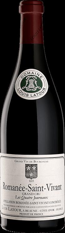 """Louis Latour : Romanée-Saint-Vivant Grand cru """"Les Quatre Journaux"""" 2015"""