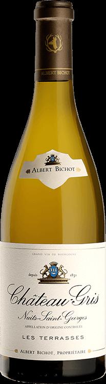 """Albert Bichot : Nuits-Saint-Georges Village """"Les Terrasses"""" Monopole Château Gris 2017"""