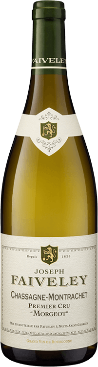 "Domaine Faiveley : Chassagne-Montrachet 1er cru ""Morgeot"" Joseph Faiveley 2016"