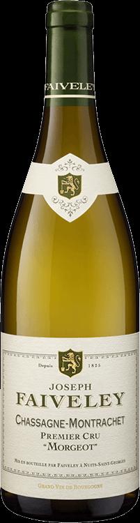 "Domaine Faiveley : Chassagne-Montrachet 1er cru ""Morgeot"" Joseph Faiveley 2017"