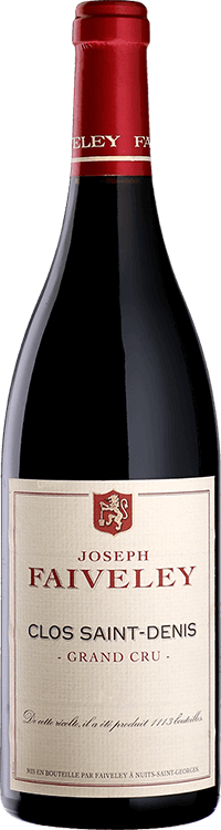 Domaine Faiveley : Clos Saint-Denis Grand cru Joseph Faiveley 2018