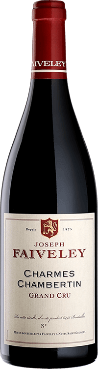 Domaine Faiveley : Charmes-Chambertin Grand cru Joseph Faiveley 2019