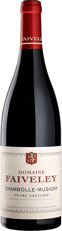 """Domaine Faiveley : Chambolle-Musigny 1er cru """"Les Fuées"""" 2013"""