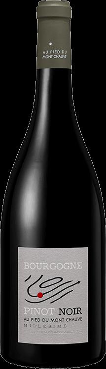 Au Pied du Mont Chauve : Bourgogne Pinot Noir 2019