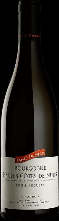 """David Duband : Bourgogne Hautes-Côtes de Nuits """"Louis Auguste"""" 2018"""
