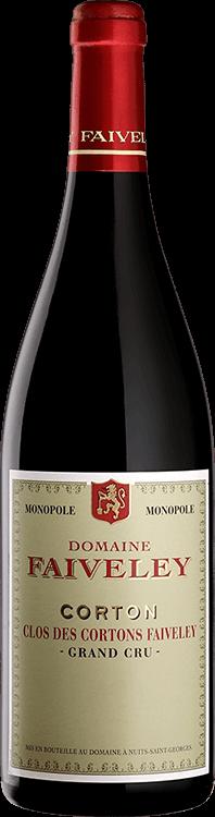"Domaine Faiveley : Corton Grand cru ""Clos des Cortons Faiveley"" Monopole 2013"