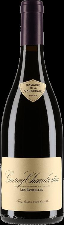 """Domaine de la Vougeraie : Gevrey-Chambertin Village """"Les Evocelles"""" 2017"""