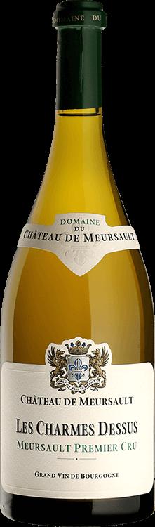 """Domaine du Château de Meursault : Meursault 1er cru """"Les Charmes Dessus"""" 2018"""