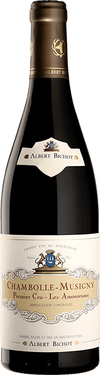 "Albert Bichot : Chambolle-Musigny 1er cru ""Les Amoureuses"" 2014"