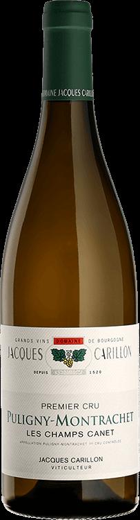 """Domaine Jacques Carillon : Puligny-Montrachet 1er cru """"Les Champs Canet"""" 2019"""