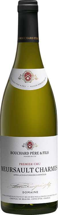 "Bouchard Père & Fils : Meursault 1er cru ""Charmes"" Domaine 2016"