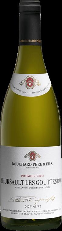 """Bouchard Père & Fils : Meursault 1er cru """"Les Gouttes d'Or"""" Domaine 2016"""
