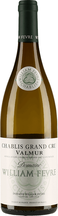 "William Fèvre : Chablis Grand cru ""Valmur"" Domaine 2018"