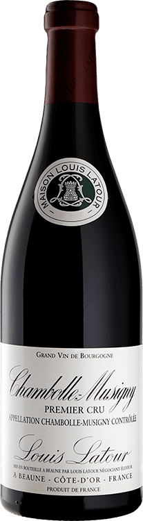 Louis Latour : Chambolle-Musigny 1er cru 2016