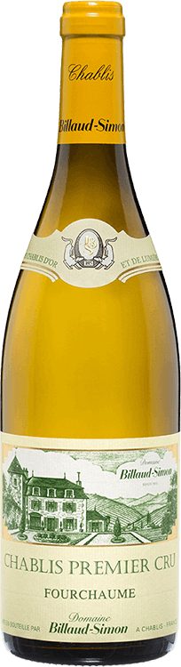 "Billaud-Simon : Chablis 1er cru ""Fourchaume"" 2018"