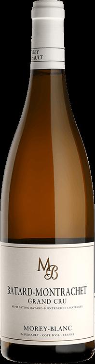 Morey-Blanc : Bâtard-Montrachet Grand cru 2018