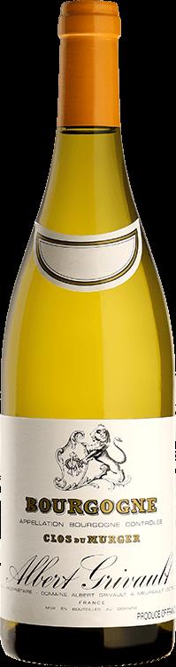 "Domaine Albert Grivault : Bourgogne ""Clos du Murger"" 2018"