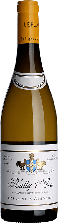 Domaine Leflaive : Rully 1er cru 2018