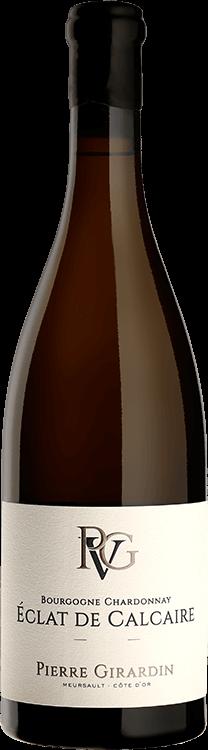 """Pierre Girardin : Bourgogne Chardonnay """"Éclat de Calcaire"""" 2019"""