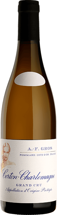 Domaine A.F. Gros : Corton-Charlemagne Grand cru 2019