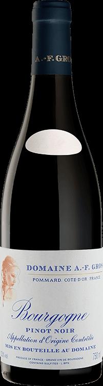 Domaine A.F. Gros : Bourgogne Pinot Noir 2018