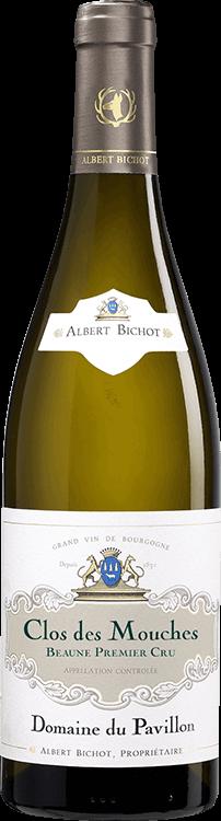 """Albert Bichot : Beaune 1er cru """"Clos des Mouches"""" Dom. du Pavillon 2016"""