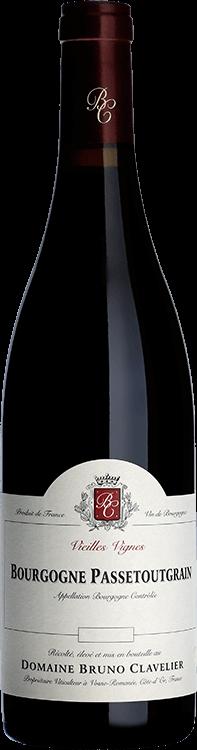 """Domaine Bruno Clavelier : Bourgogne """"Passetoutgrain"""" Vieilles Vignes 2015"""