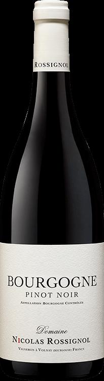 Domaine Nicolas Rossignol : Bourgogne Pinot Noir 2018
