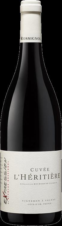 """Domaine Nicolas Rossignol : Bourgogne """"Cuvée l'Héritière"""" 2018"""
