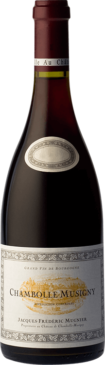 Domaine Jacques-Frederic Mugnier : Chambolle-Musigny Village 2018