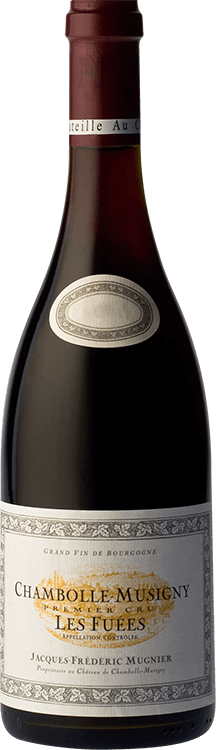 """Domaine Jacques-Frederic Mugnier : Chambolle-Musigny 1er cru """"Les Fuees"""" 2018"""