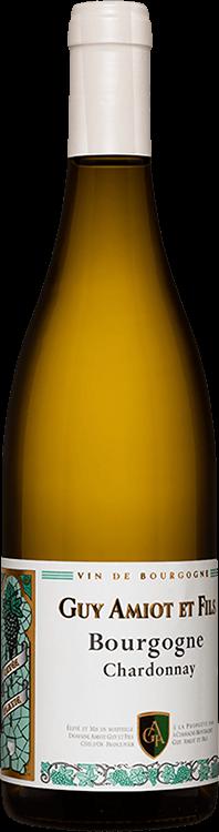 """Domaine Guy Amiot et Fils : Bourgogne Chardonnay """"Cuvée Flavie"""" 2019"""